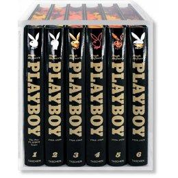 Hugh Hefner's Playboy Box (6 vol.) taschen limited