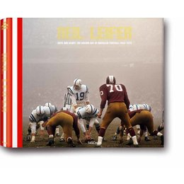 Guts and Glory: Golden age of American football taschen