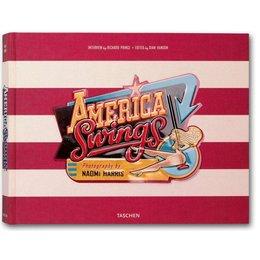 Harris-America Swings (ce) taschen