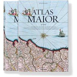 Joan Blaeu: Atlas Maior van 1665