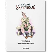 R. Crumb Sketchbook, Volume 1