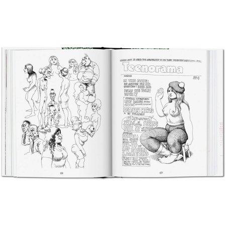 R. Crumb Sketchbook, Volume 1