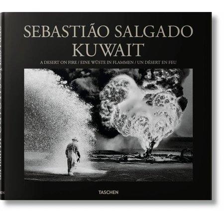 Sebastião Salgado. Kuwait. A Desert on Fire