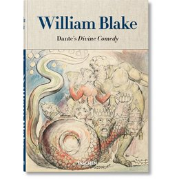 William Blake. Dante's Divine Comedy