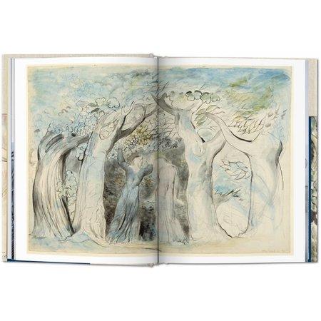 William Blake. Dante's Divine Comedy