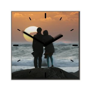 Horloge murale Cora avec photo