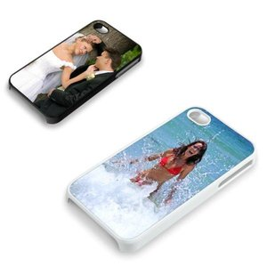 iPhone 4 & 4S Cover Antimicrobial met foto