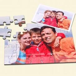 Puzzle en MDF 30 pièces personnalisé