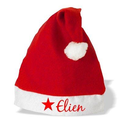 Bonnet de Noël avec nom