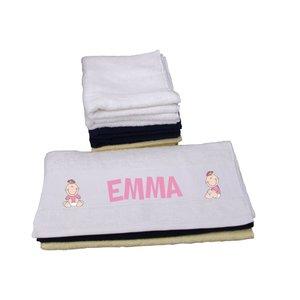 Baby Handdoek met naam