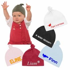 Baby Muts met personalisatie