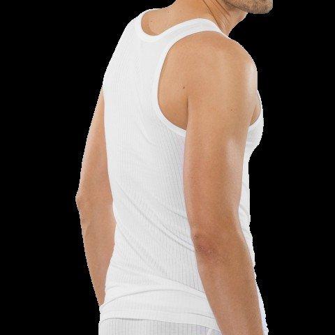Schiesser Hemd dubbelpak Cotton essentials