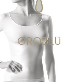 Oroblu T-Shirt Round Long Sleeve