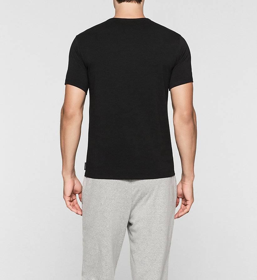 Calvin Klein T-shirt korte mouw met ronde hals (dubbelpak)