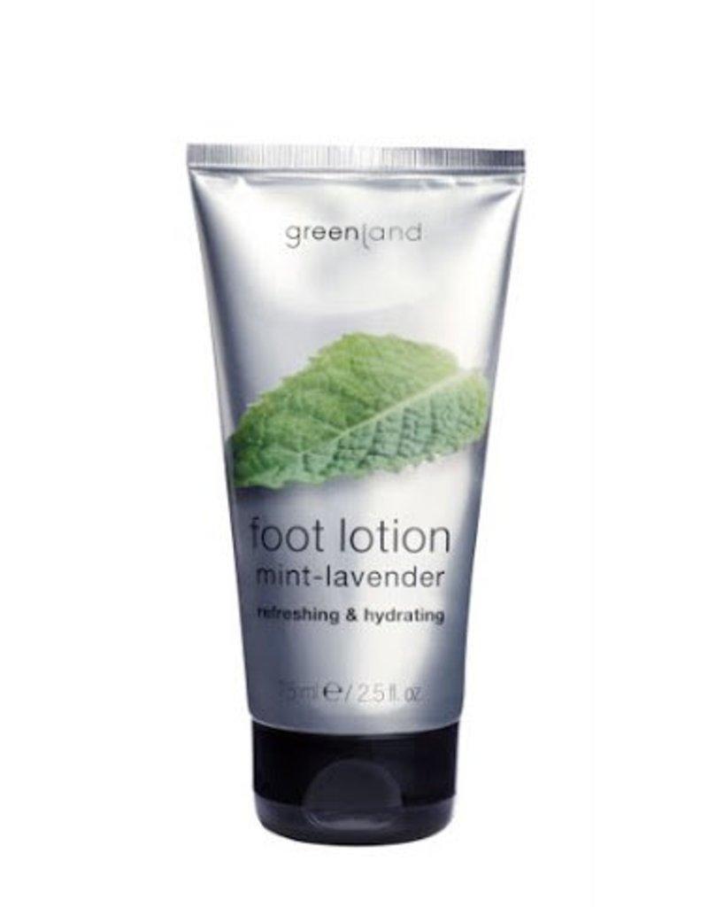 Fruit Emotions, foot lotion, mint-lavender, 75 ml