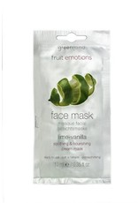 Fruit Emotions, face mask, lime-vanilla, 10 ml