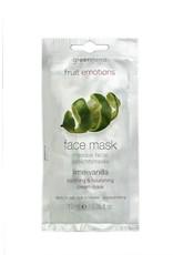 Fruit Emotions, gezichtsmasker, limoen-vanille, 10 ml