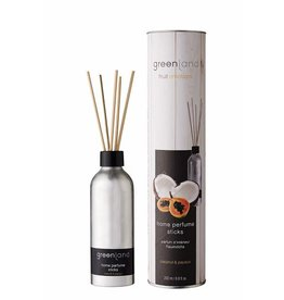 Fruit Emotions, home perfume sticks, coconut & papaya, 200 ml
