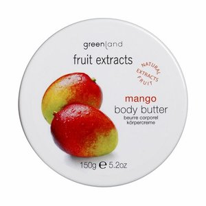 Fruit Extracts, body butter, mango, 150 ml