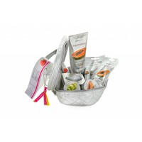 Greenland Silver cosmetic bag
