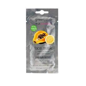Fruit Emotions, face mask, papaya-lemon, 10 ml