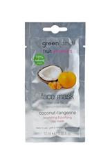 Fruit Emotions, face mask, coconut-tangerine, 10 ml