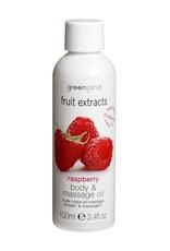 Fruit Extracts, Körper- & Massageöl, Himbeer, 100 ml