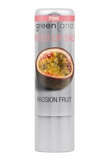 Glossy lip balm pink, 3.9 gr, passion fruit