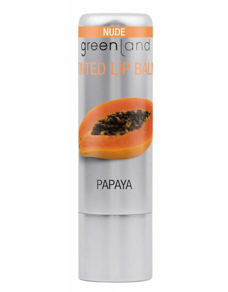 Glossy lippenbalsem nude 3.9 gr, papaja