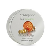 Fruit Emotions, body butter, grapefruit-gember, 100 ml