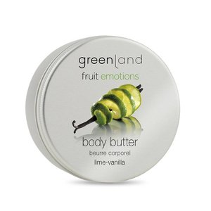 Fruit Emotions, body butter, lime-vanilla, 100 ml