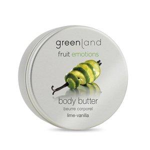 Fruit Emotions, Körperbutter, Limette-Vanille, 100 ml