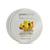Fruit Emotions, body butter, papaja-citroen, 100 ml
