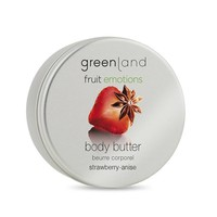 Fruit Emotions, body butter, aardbei-anijs, 100 ml