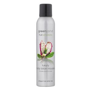 Fruit Emotions body lotion mousse, drakenvrucht-witte thee, 200 ml