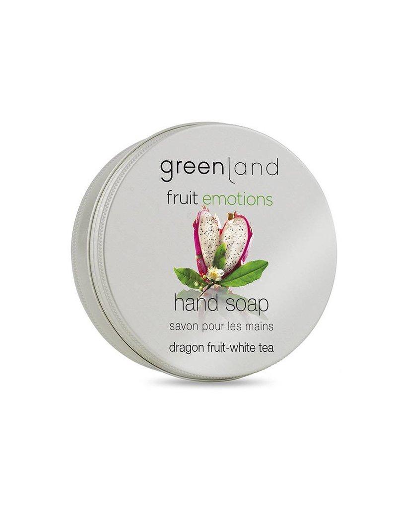 Fruit Emotions, Handseife, Drachenfrucht-Weißer Tee, 100 g
