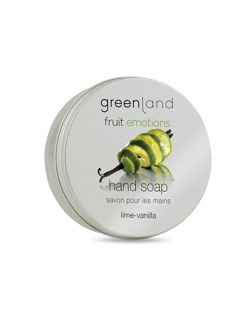 Fruit Emotions soap lime-vanilla, 100 g