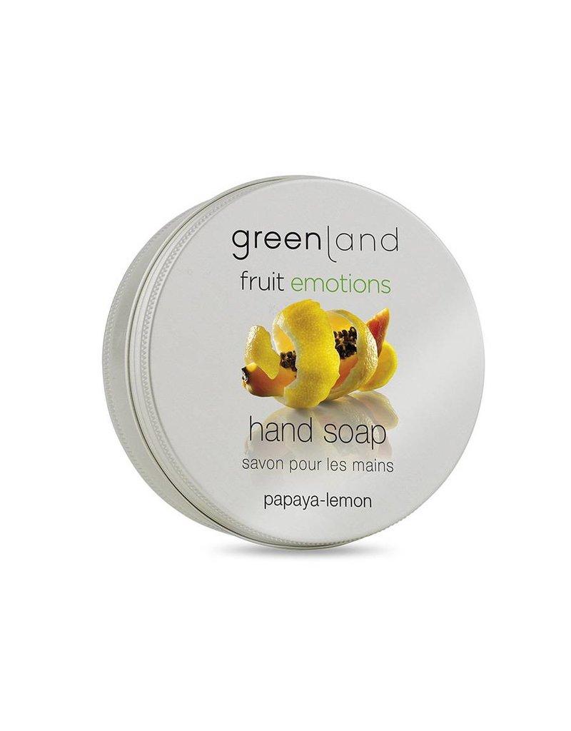 Fruit Emotions, Handseife, Papaya-Zitrone, 100 g