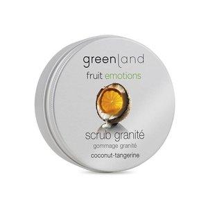Fruit Emotions, scrub granité, kokos-mandarijn, 200 ml