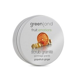 Fruit Emotions, scrub granité, grapefruit-gember, 200 ml