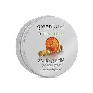 Fruit Emotions, scrub granité, grapefruit-gember, 200 ml