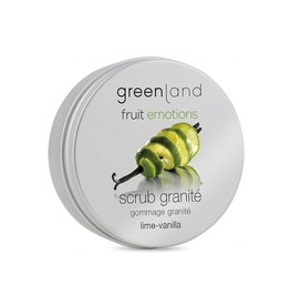 Fruit Emotions, scrub granité , lime-vanilla, 200 ml