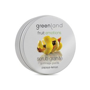 Fruit Emotions, scrub granité papaja-citroen, 200 ml