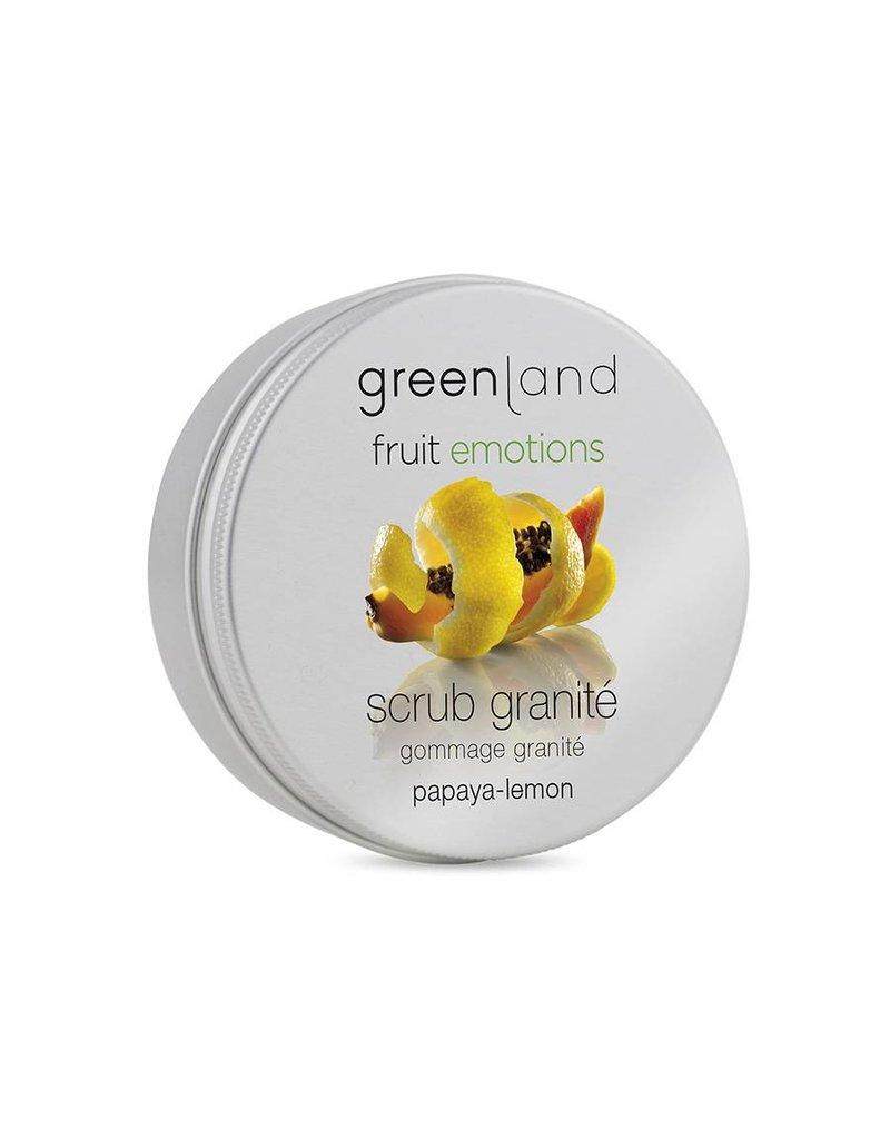 Fruit Emotions Peeling Granité, 200 ml, Papaya-Zitrone