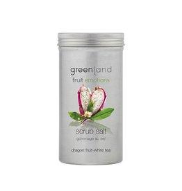 Fruit Emotions, Peelingsalz Drachenfrucht-Weißer Tee, 400 g