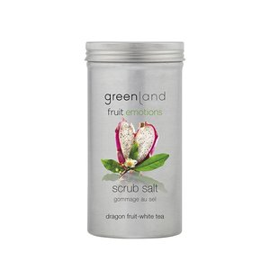 Fruit Emotions scrubzout, drakenvrucht-witte thee, 400 g