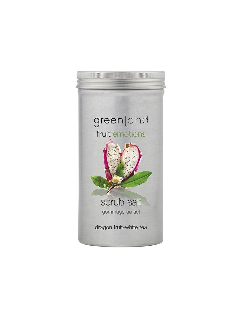 Fruit Emotions scrub salt dragon fruit-white tea, 400 gram