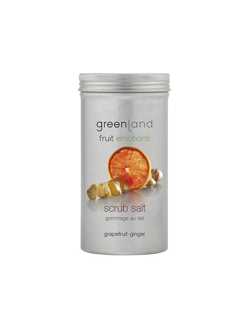 Fruit Emotions, Peelingsalz, Pampelmuse-Ingwer, 400 g
