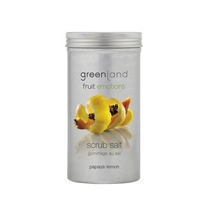 Fruit Emotions, Peelingsalz, Papaya-Zitrone, 400 g