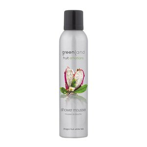 Fruit Emotions, shower mousse, drakenvrucht-witte thee, 200 ml